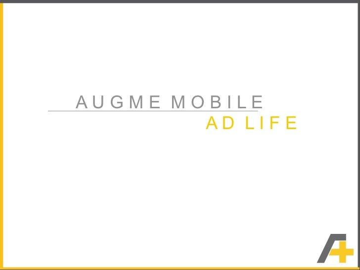 Refresh: Augme Mobile