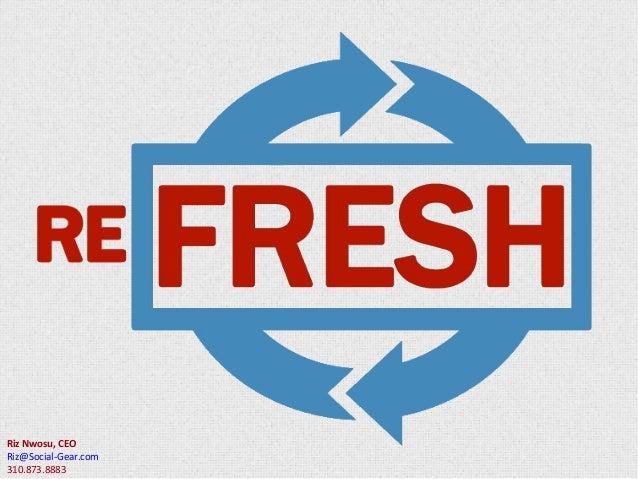 ReFresh Deck