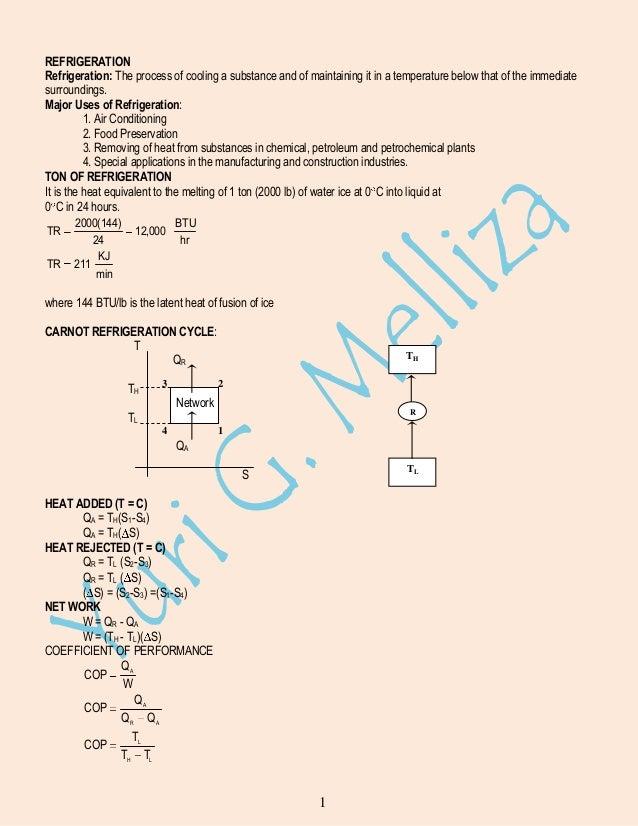 Refrigeration system 2