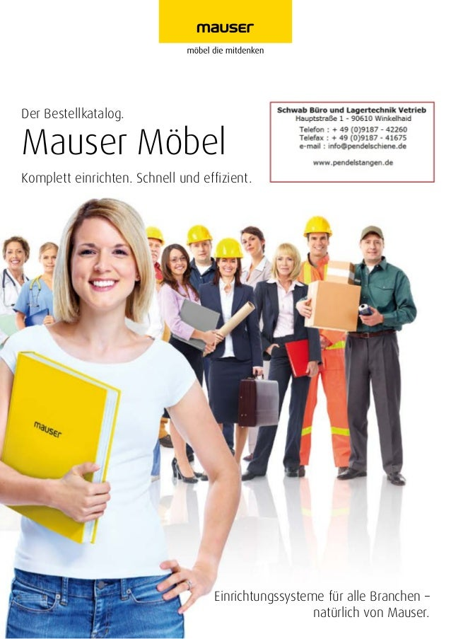 Der Bestellkatalog  Der Bestellkatalog.  Mauser Möbel  08/2013 · Technische Änderungen vorbehalten. · www.filusch-fiore.de...