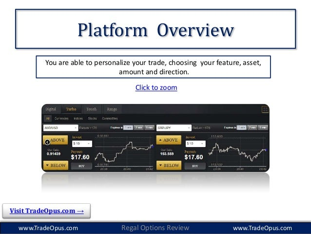 redwood binary options