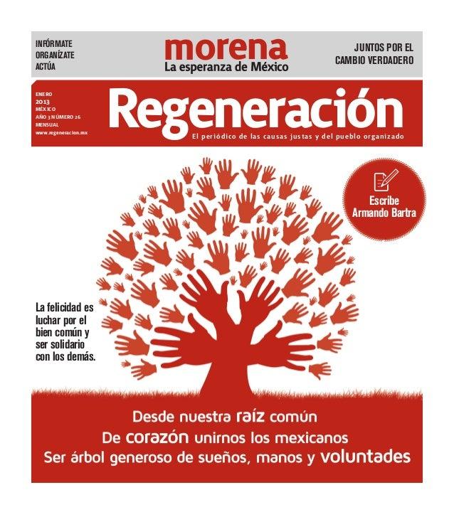 Regeneración No. 26