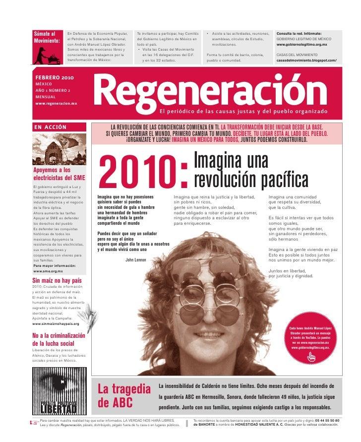 Regeneracion Febrero 2010