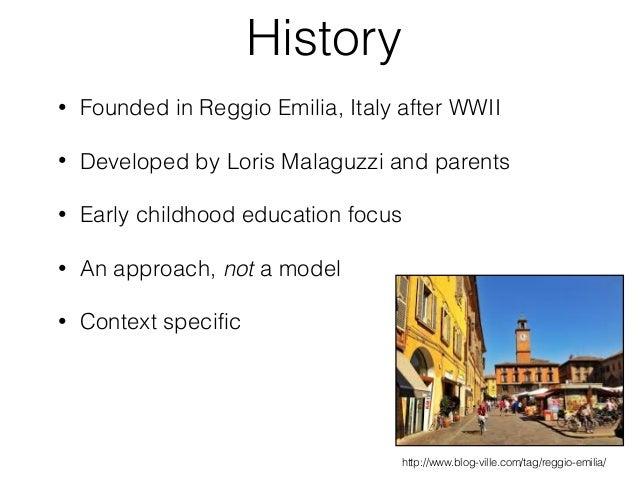 reggio emilia and montessor pedagogy approaches Emilia approach, reggio children, northampton, massachusetts, usa   approaches, such as montessori, there  of reggio-inspired teaching on  children's.