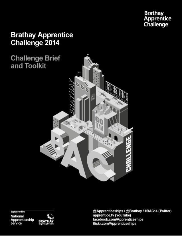 Regional Heat Brathay Apprentice Challenge Toolkit 2014