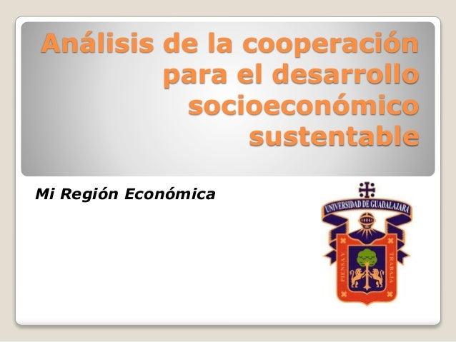 Regiones economicas de jalisco