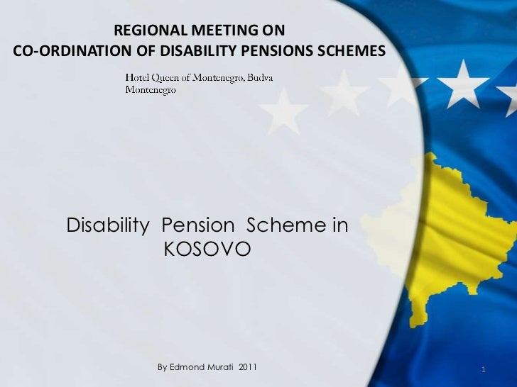 REGIONAL MEETING ONCO-ORDINATION OF DISABILITY PENSIONS SCHEMES<br />Hotel Queen of Montenegro, Budva<br />Montenegro<br /...