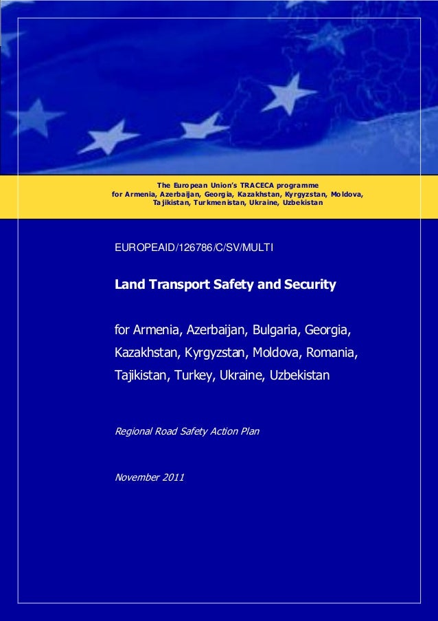 Regional road safety action plan   eng