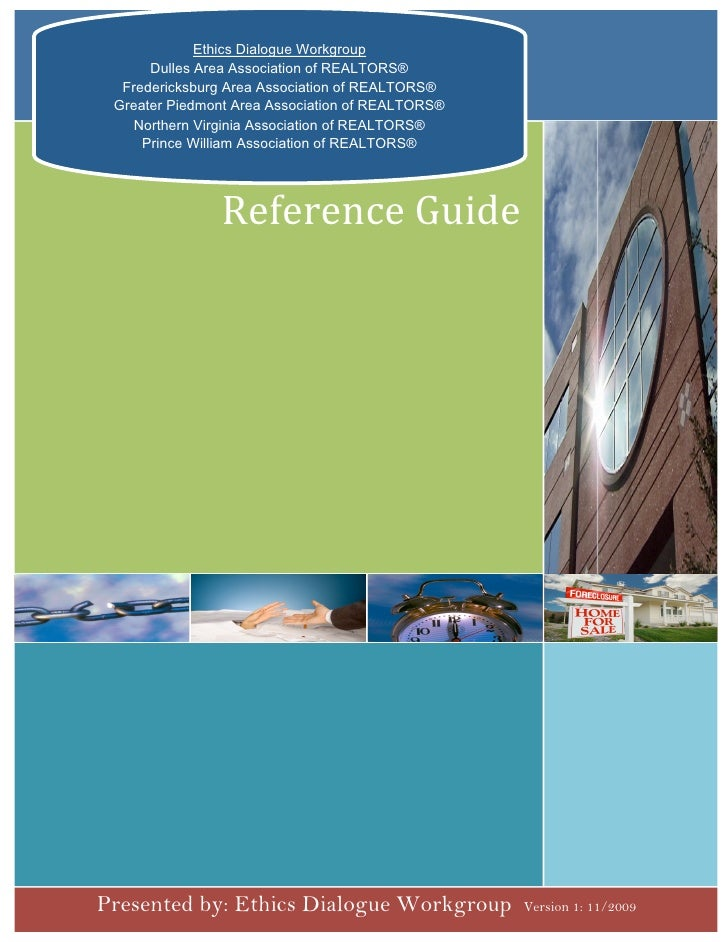 Regional Short Sale Field Guide Final 2009 12 7