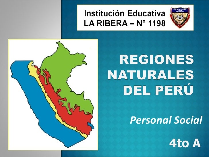 Personal Social 4to A