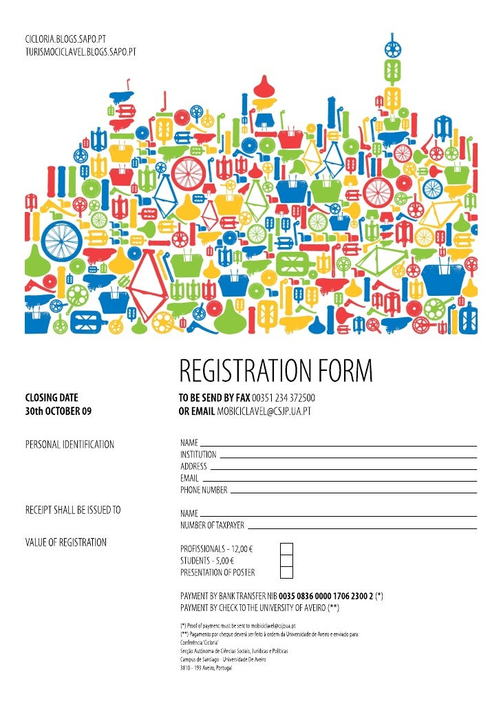 Registration Form En