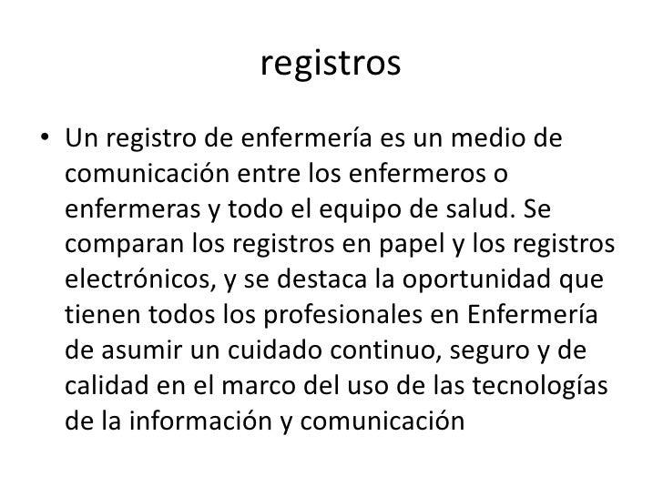 Registros de... Carlos Diaz