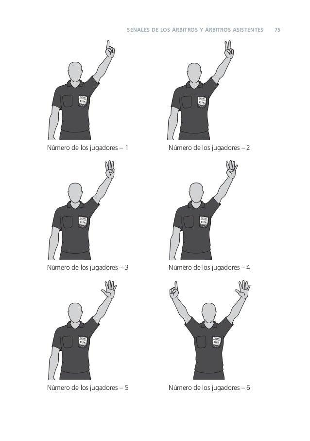 Del Futbol Sala Reglas Reglas de Juego Futbol Sala