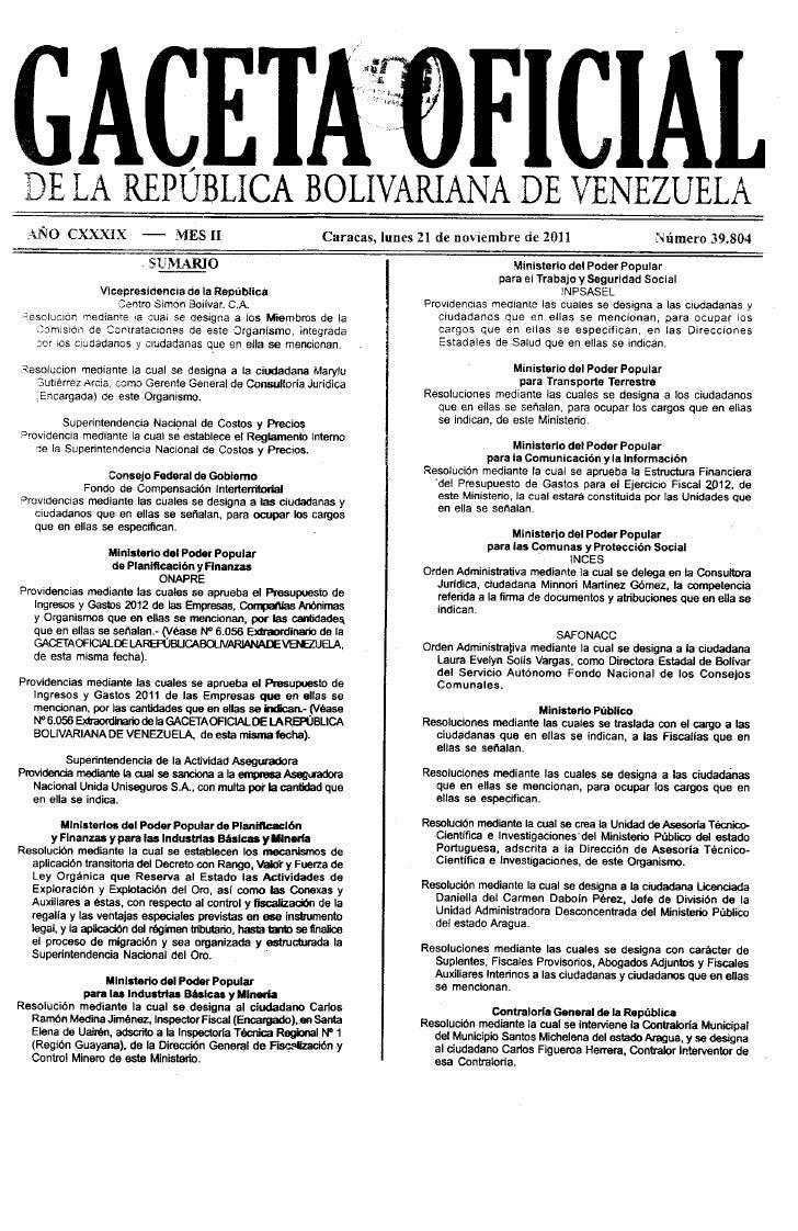 Reglamento de ley de costos y precios justos