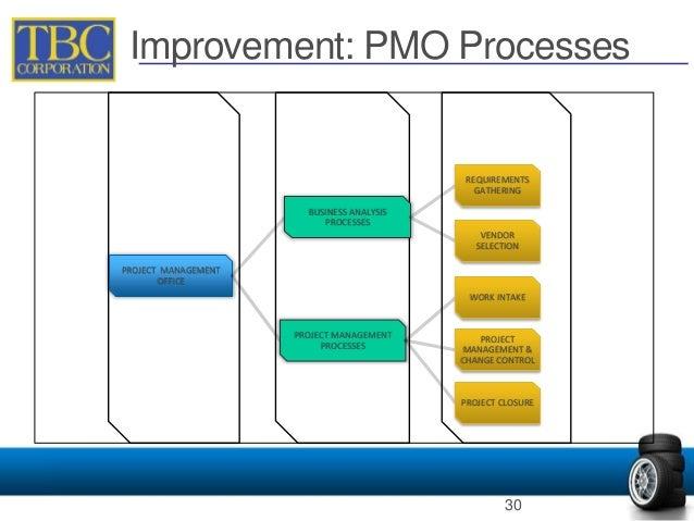 establishign a company pmo ppm