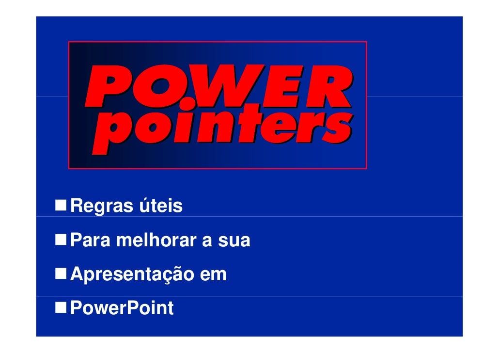 Power point normas abnt