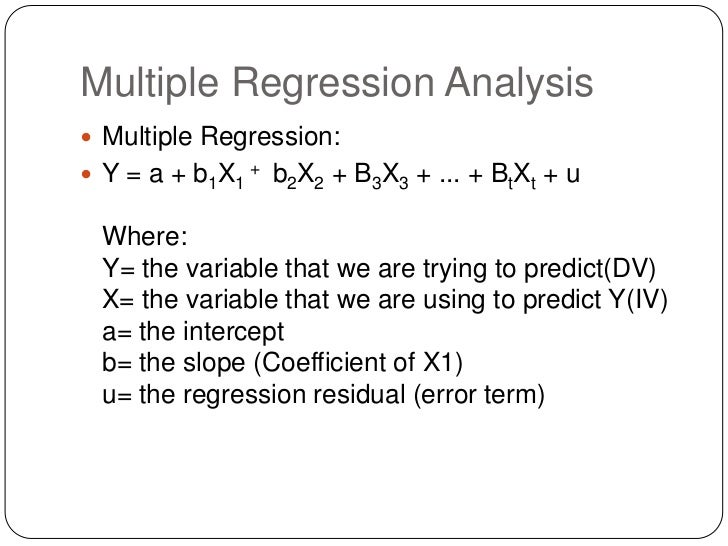 multiple regression analysis using dummy variable Multiple regression analysis with qualitative information: binary (or dummy)  variables (section 71-74) ping yu school of economics and finance.