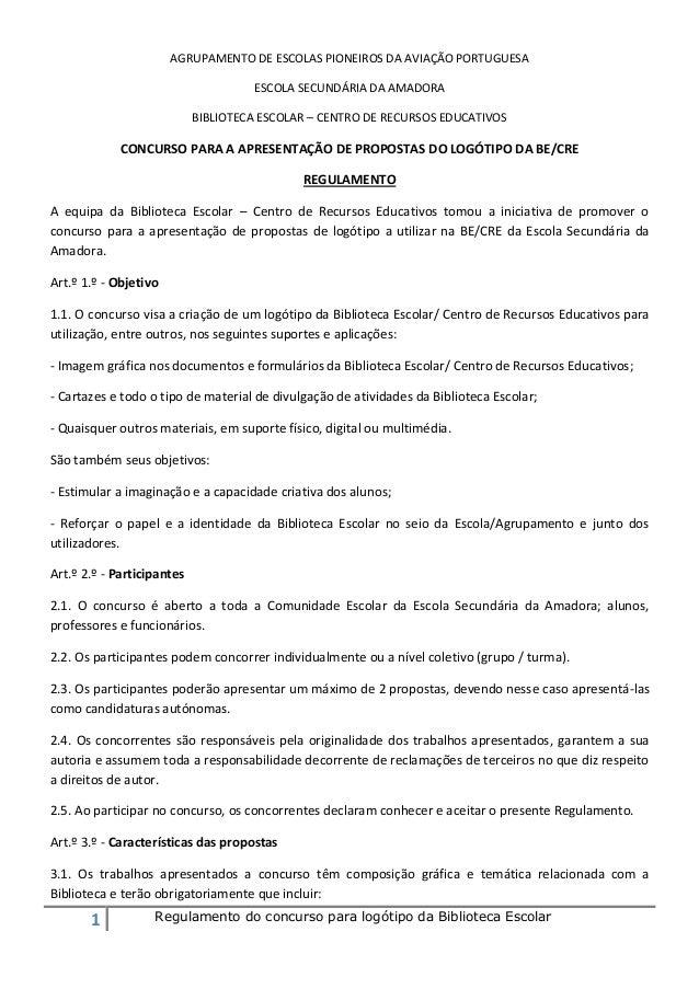 AGRUPAMENTO DE ESCOLAS PIONEIROS DA AVIAÇÃO PORTUGUESA ESCOLA SECUNDÁRIA DA AMADORA BIBLIOTECA ESCOLAR – CENTRO DE RECURSO...
