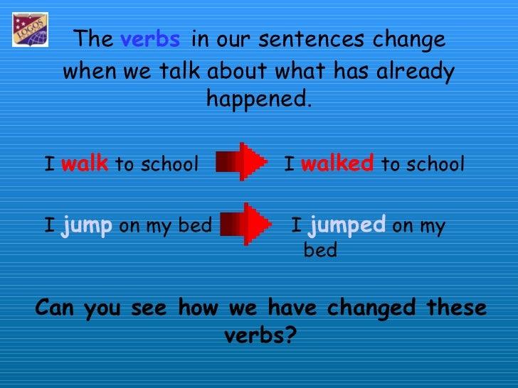 math worksheet : regular past tense for kids : Past Tense Verbs Ks2 ...