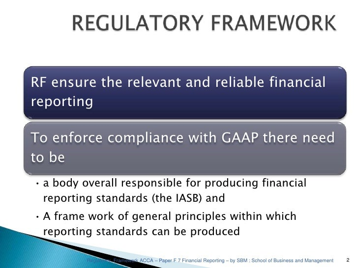 financial regulatory framework Financial regulation a framework for crafting and assessing proposals to modernize the outdated us financial regulatory system highlights of gao-09-216, a report to.