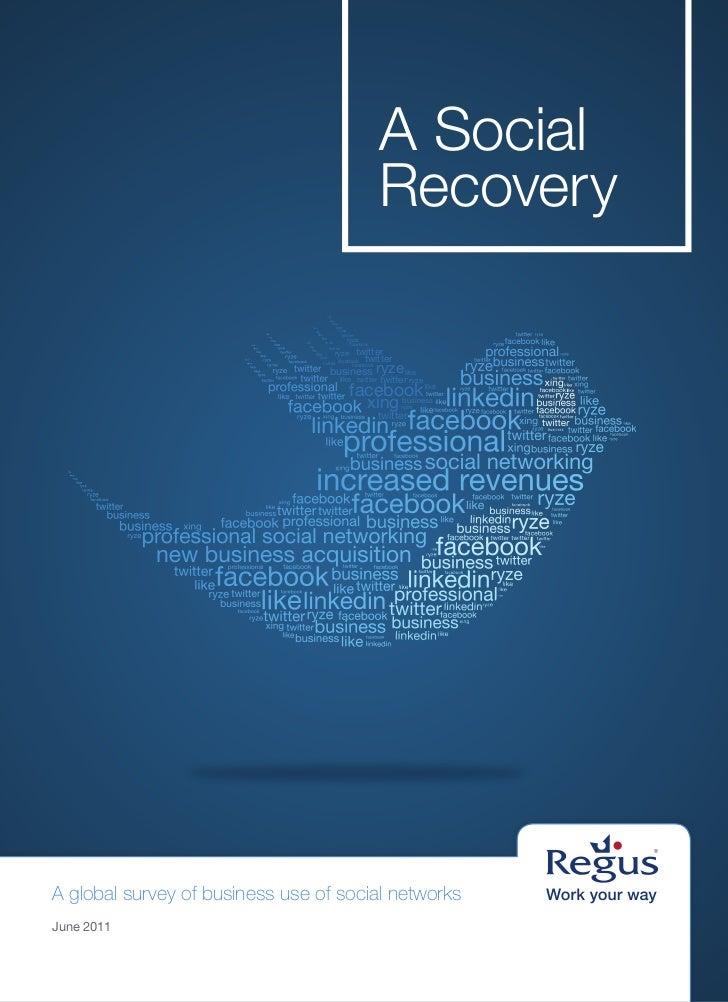 Regus: A Social Recovery Report