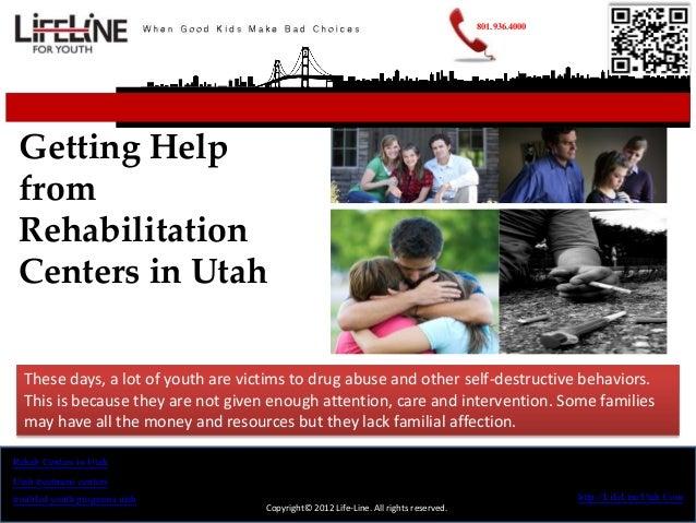 Rehab Centers In Utah - Getting Help from Rehabilitation Centers in Utah
