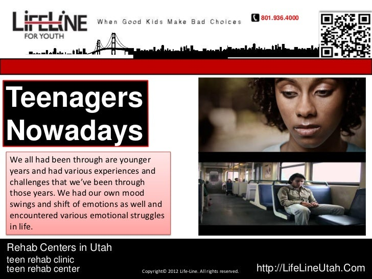 801.936.4000TeenagersNowadaysWe all had been through are youngeryears and had various experiences andchallenges that we've...