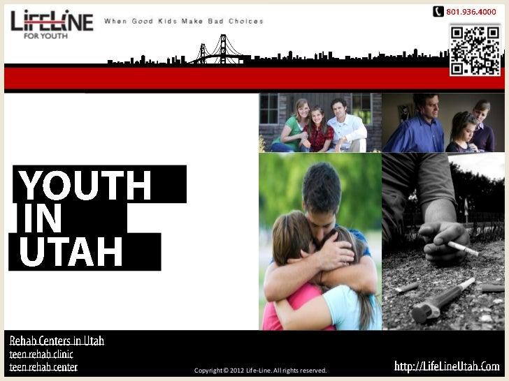 Rehab Centers in Utah - Youth in Utah