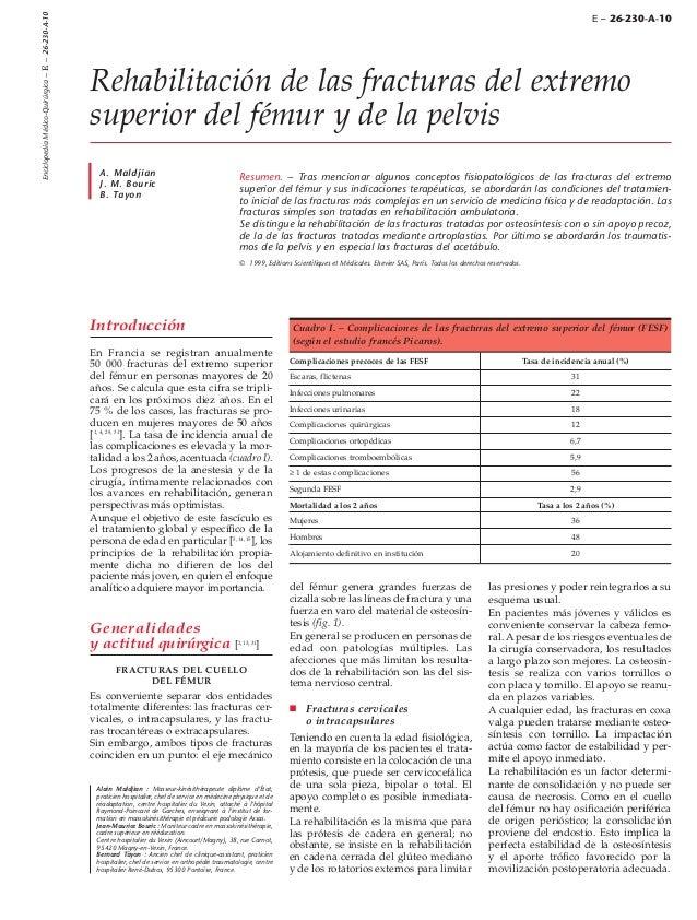 Enciclopedia Médico-Quirúrgica – E – 26-230-A-10                                                                          ...