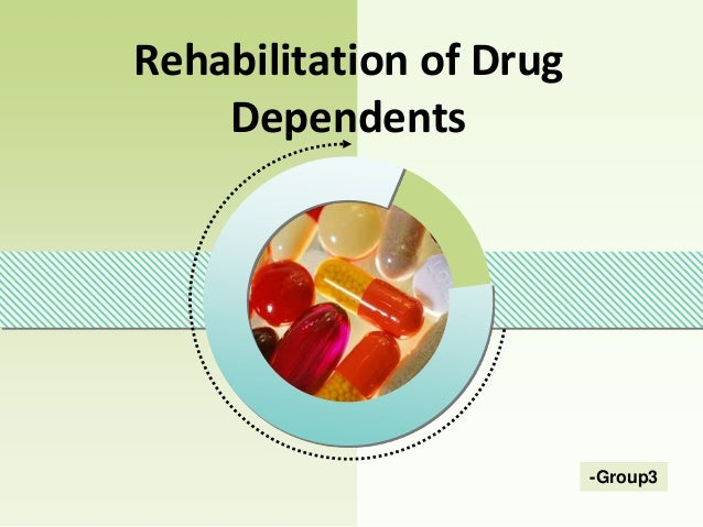 Rehabilitation of Drug    Dependents                         LOGO                         -Group3