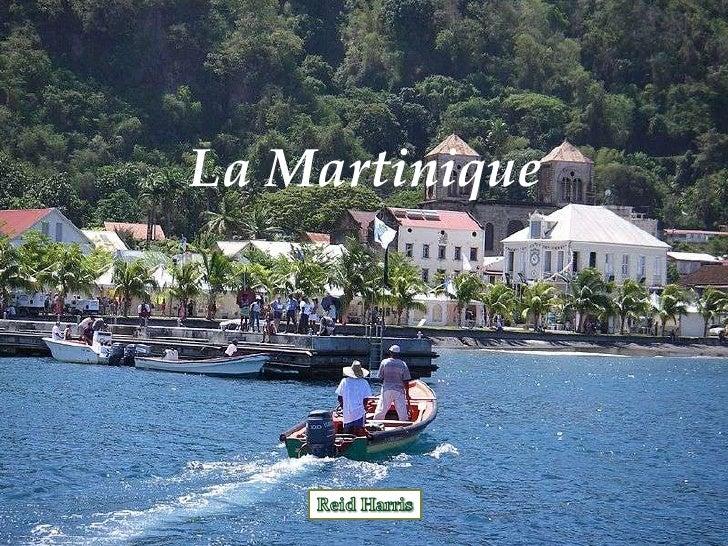 La MartiniqueLa MartiniqueReid Harris