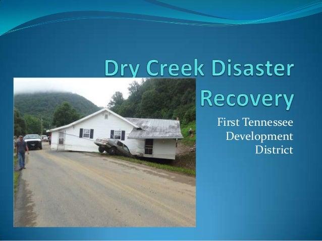 First Tennessee Development District