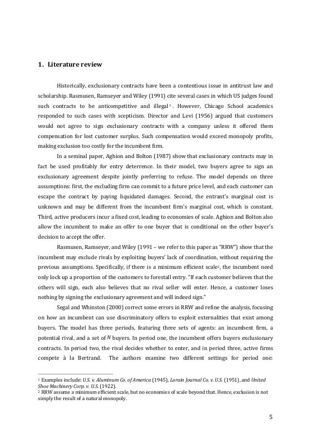Competition of master degree thesis on economy and finance