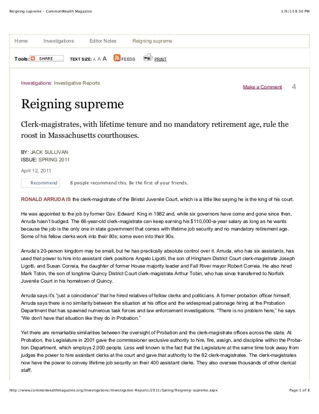 Reigning supreme - CommonWealth Magazine                                                                                  ...