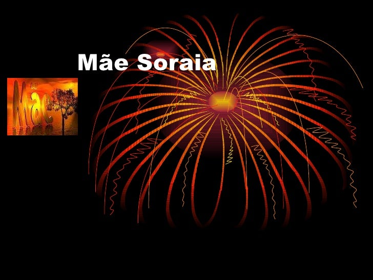 Mãe Soraia