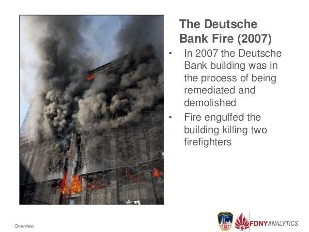 Deutsche Bank recortará 15,000 trabajadores