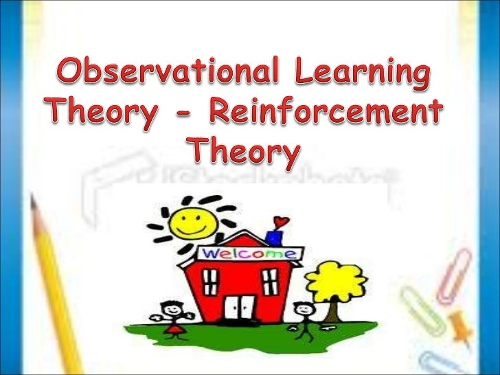 thesis on reinforcement theory