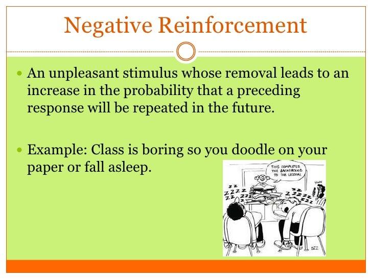 Taking Viagra Negative Reinforcement