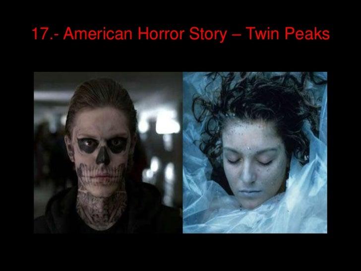 17.- American Horror Story – Twin Peaks