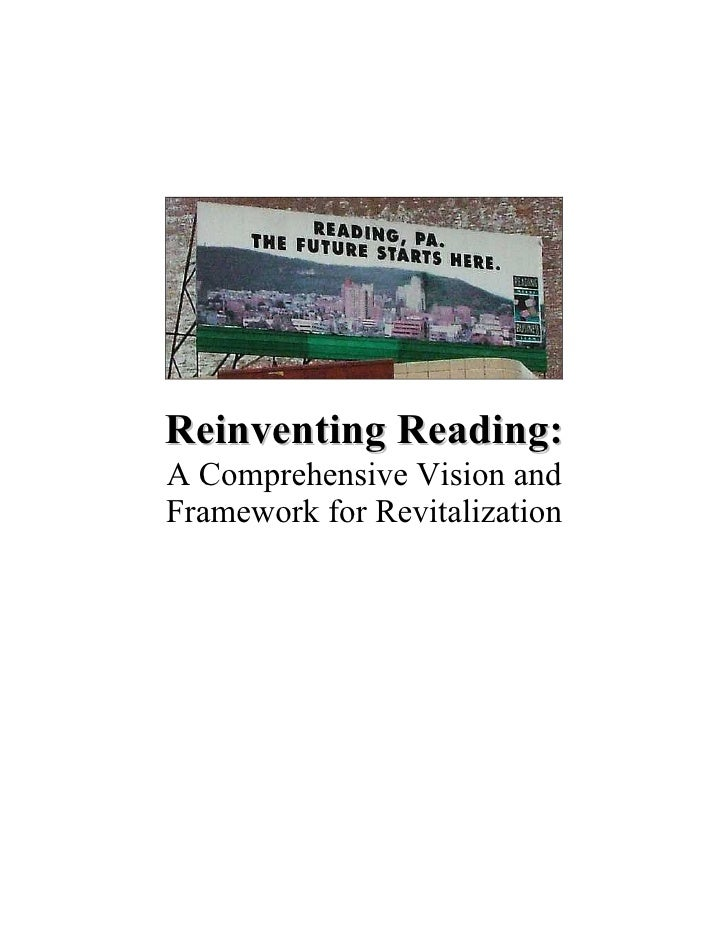 Reinventing Reading