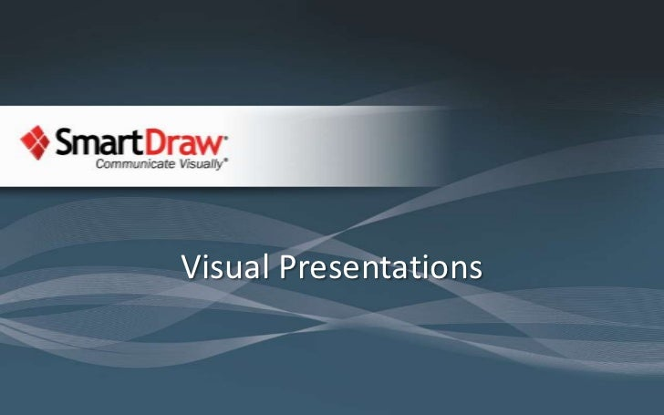 Visual Presentations with SmartDraw VP