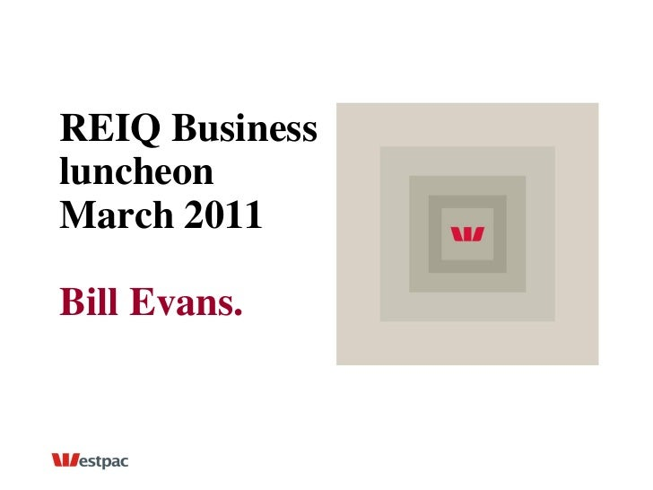REIQ BusinessluncheonMarch 2011Bill Evans.