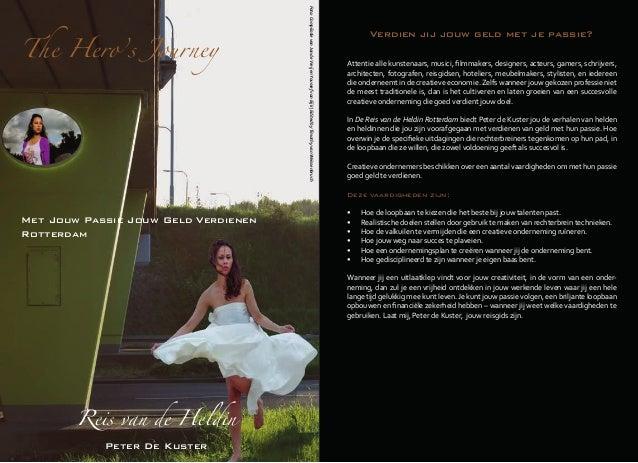 Reis van de heldin   met jouw passie jouw geld verdienen - rotterdam - mei 2014