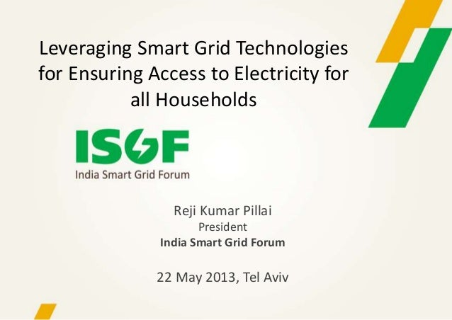 Reji: Leveraging Smart Grid Technologies for Ensuring Access to Electricity for all Households