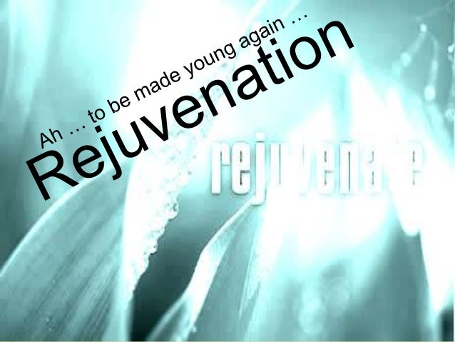 Rejuvenation Definition = Rejuvenation is the renewal of a river's energy in response to a relative fall in base level. Ri...