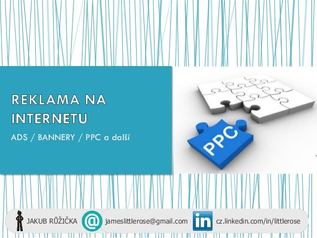 Reklama na Internetu (Marketing)