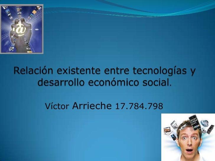 Víctor Arrieche 17.784.798