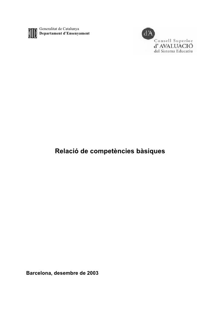 Relacio Cb