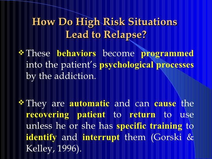 Relapse Prevention.pps