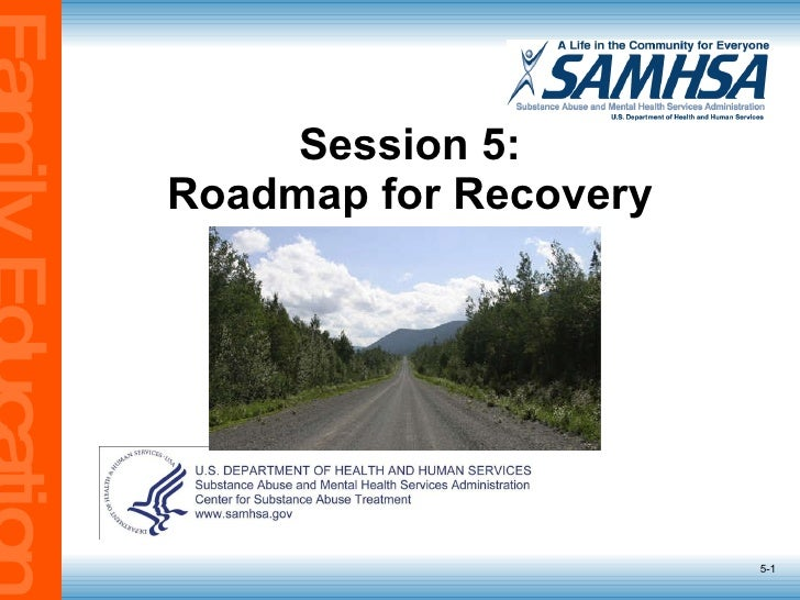 Session 5: Roadmap for Recovery 5-
